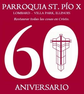SPX 60th Anniversary logo (Espanol)